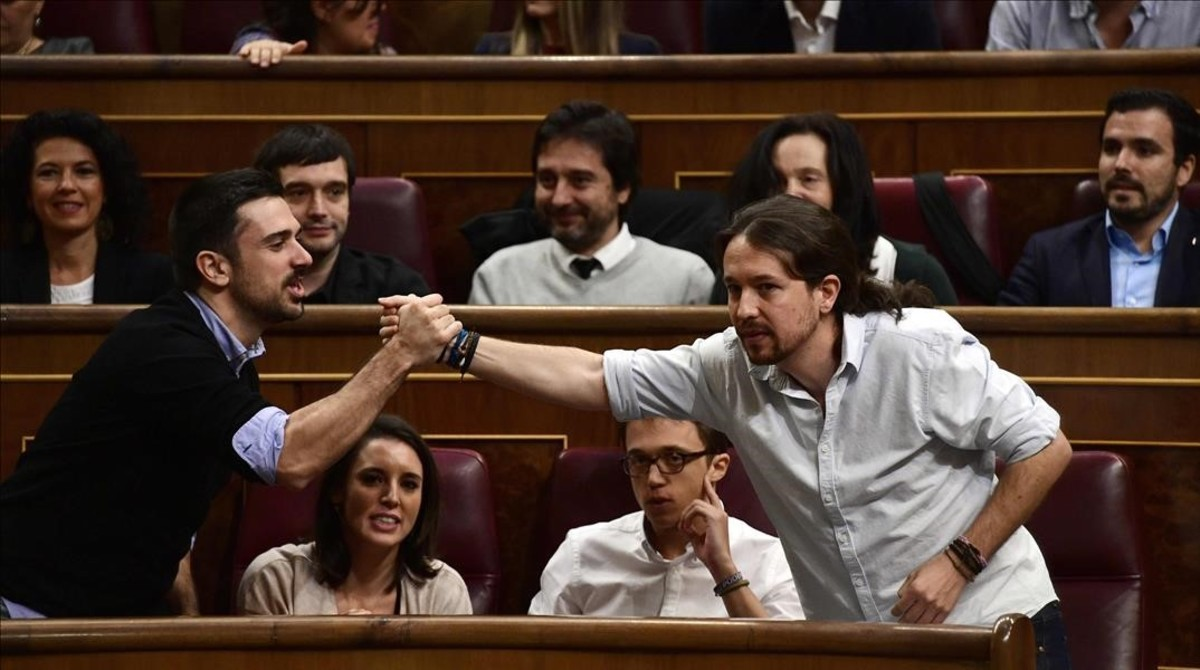 Resultado de imagen de Ramón Espinar