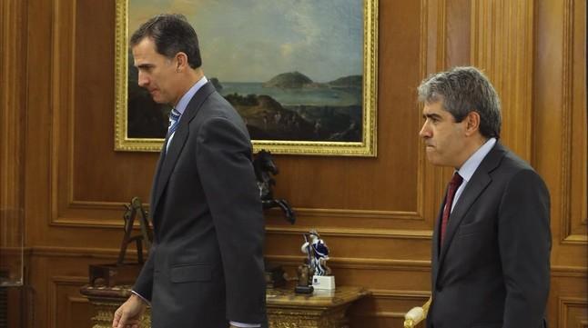 Compromís afirma que el Rey propondrá candidato si ve disposición en Rajoy o Sánchez