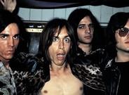 Los Stooges, en una imagen de 'Gimme danger'.