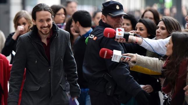 """Nagua Alba: """"En Podemos hay acuerdo absoluto para formar gobierno"""""""