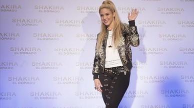 Shakira aplaza la gira europea hasta el 2018