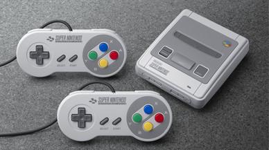 La Super Nintendo Classic Mini, ya a la venta