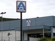 Un supermercado Aldi en Sitges.
