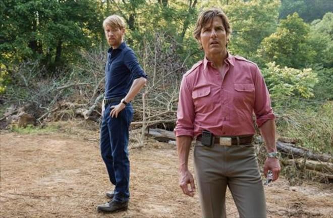 Tom Cruise es el protagonista de 'Barry Seal: El traficante'.