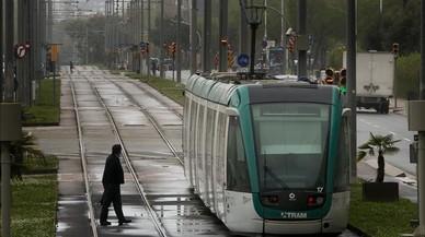 ERC se suma al tranvía por la Diagonal