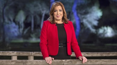 """Díaz advoca per reforçar una """"unitat"""" d'Espanya """"compatible amb la diversitat"""" per resoldre el repte sobiranista"""