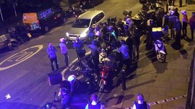Dos nois de 15 i 16 anys són els presumptes autors dels atacs amb àcid a Londres