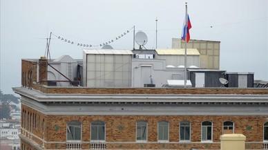 Els EUA ordenen el tancament de diverses legacions russes al seu territori