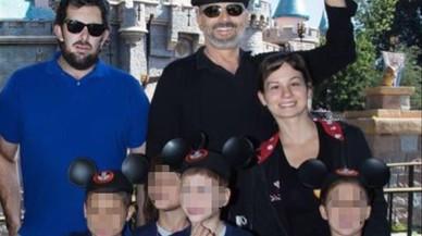 Miguel Bosé publica una foto dels seus fills per frenar una extorsió