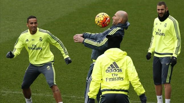 Zidane confirma la reca�da y no pone plazos a la vuelta de Bale