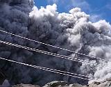 El volc�n Ontake entr� en erupci�n el pasado 28 de septiembre despu�s de cerca de 20 a�os inactivo.