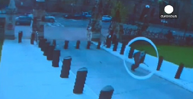 El terrorista de Ottawa estaba ya identificado por la polic�a