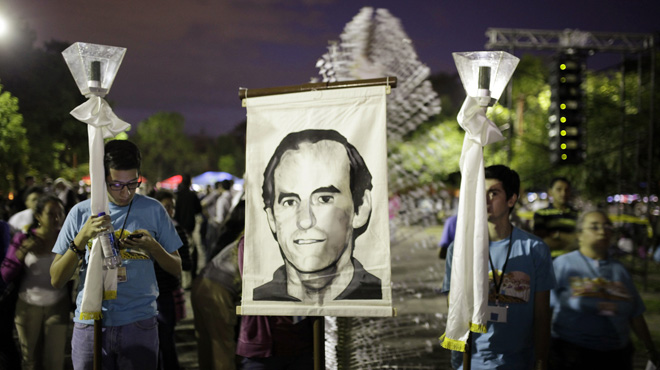 25 aniversario del crimen de Ignacio Ellacur�a.