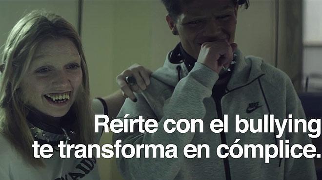 Vídeo de la campaña contra el bullying de la Fundación Anar y Mutua Madrileña