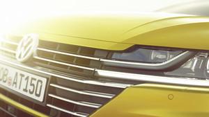 El nuevo Arteon presentará un diseño vanguardista.