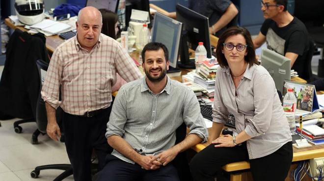 EL PERIÓDICO guanya lOrtega y Gasset per la investigació sobre lescàndol dels Maristes
