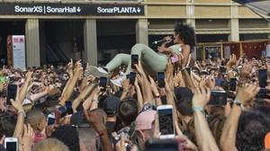 jgarcia38901559 barcelona 15 06 2017 festival sonar ambiente del festival 170615195534