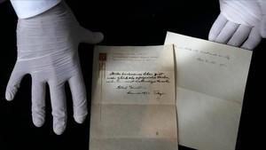 Manuscritos de Albert Einstein