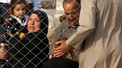 L'Estat Islàmic segresta gairebé 50.000 persones per utilitzar-les com a escuts humans a Mossul