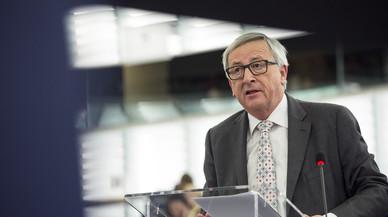 """L'avís de Juncker a May: """"Un discurs no és suficient per començar a negociar"""""""