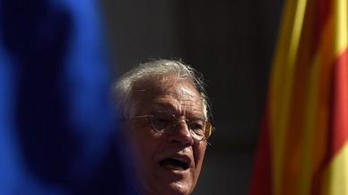 Discurs íntegre de Josep Borrell en la manifestació de Barcelona