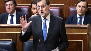 La primera sessió de control al Govern després de la convocatòria del referèndum català, en directe