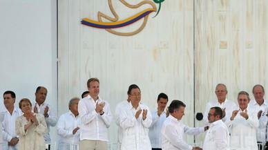 Colòmbia, por a la pau