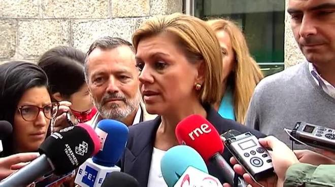 Barberá reobre les fractures al PP mentre Rajoy calla