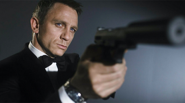 Daniel Craig confirma que tornarà a interpretar James Bond