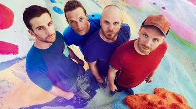 Coldplay sorprèn amb la nova balada 'Hypnotised'