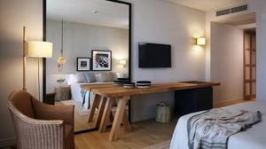 La última remodelación del complejoPeralada Resort ha sido larenovación de sus 56habitaciones.