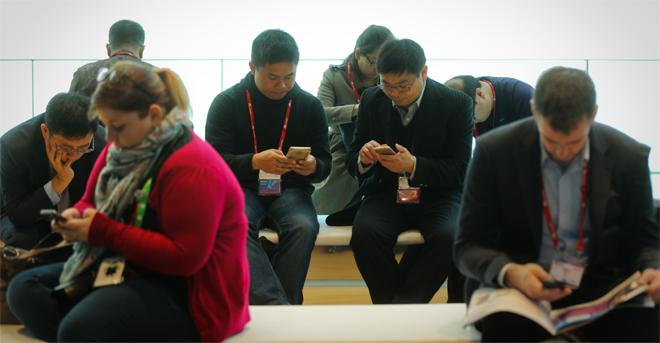 La feria de móviles abre la era de la hiperconectividad con el 5G