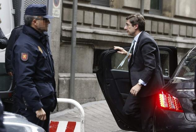 Goirigolzarri ya declara ante el juez Andreu por el 'caso Bankia'