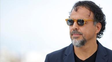 González Iñárritu, esta semana en Cannes, donde ha presentado la instalación de realidad virtual 'Carne y arena'.