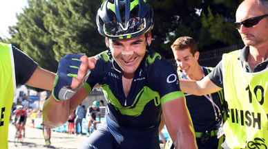 Gorka Izagirre s'imposa en la vuitena etapa del Giro