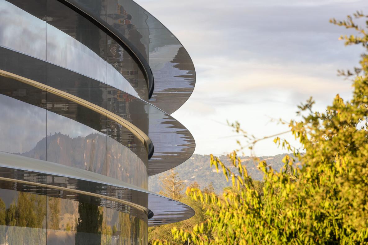 Así es la nueva sede de Apple