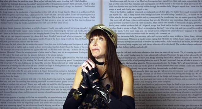 La escritora Laura Albert, en una imagen reciente.