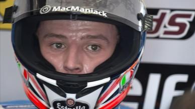 Jack Miller, piloto de Honda, ganador en Assen.