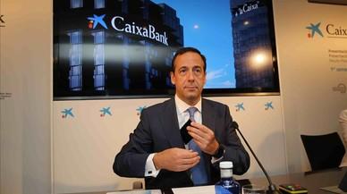 CaixaBank guanya 638 milions, un 9,9 % menys, per l'impacte de Barclays
