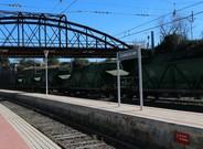 Estación de tren de Les Borges del Camp (Baix Camp).