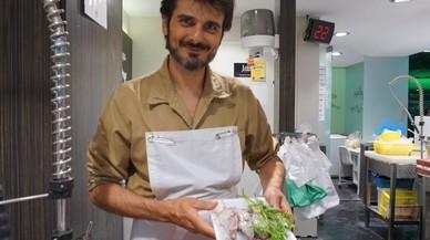 Alubias con calamares, una rica y sencilla receta