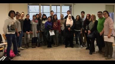 El programa Vitamina-Lideratge ètic i Transformació Social arriba a Santa Coloma