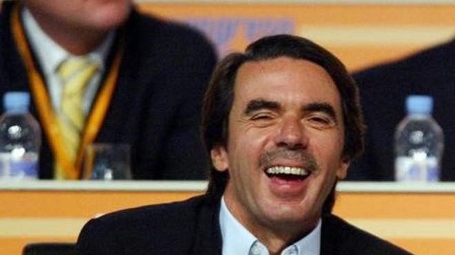 """Quan Aznar també retreia al PSOE la """"calç viva"""""""