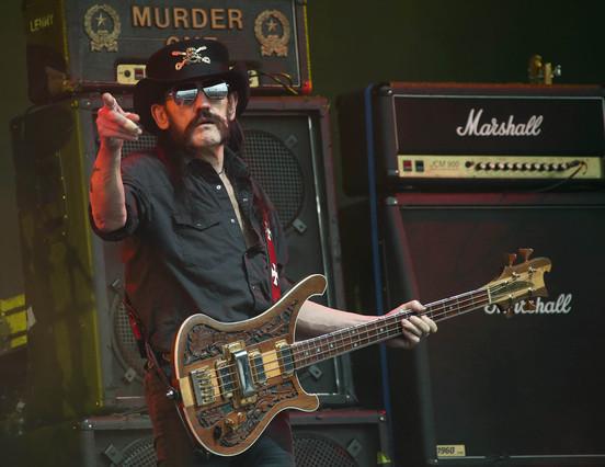 Un cáncer de próstata mató a Lemmy, de Motörhead