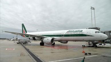 Alitalia sol·licita ser intervinguda