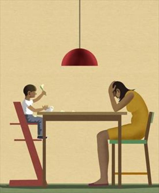 ¿Madres arrepentidas o madres angustiadas?