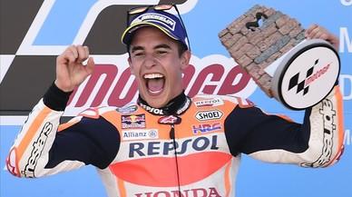 Ducati reconoce que es durísimo enfrentarse a Márquez