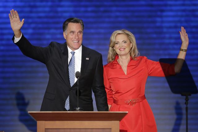 Romney, candidato republicano a la presidencia de EEUU