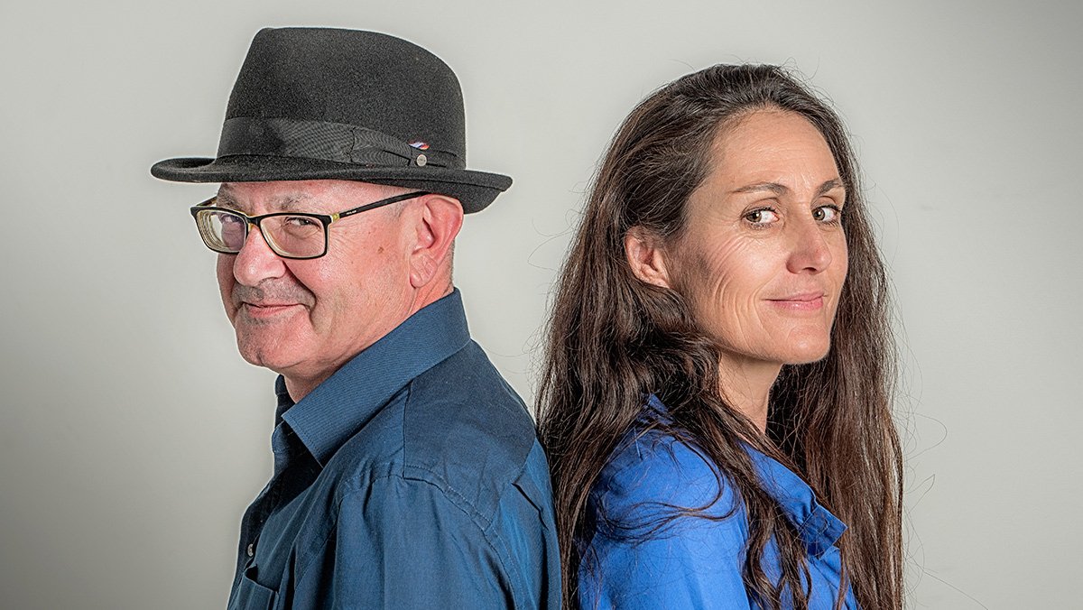 Clara Montes i José Luis Montóninterpreten 'Amor herido' en acústic.