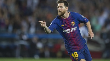 Messi 'forever'